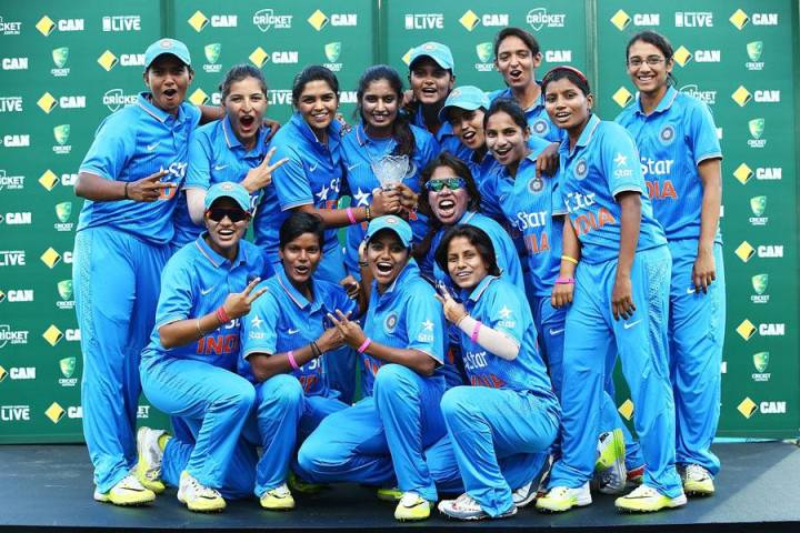 india-women-cricket-team