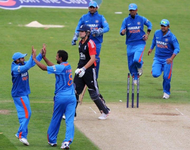 2_ODI_england Vs India