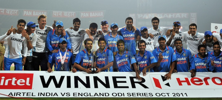India v England 5th ODI Kolkata