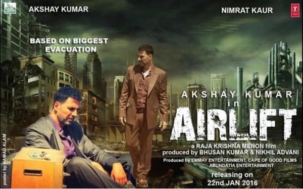 Airlift: 5 Reasons it's a must watch! – Avijit Das Patnaik