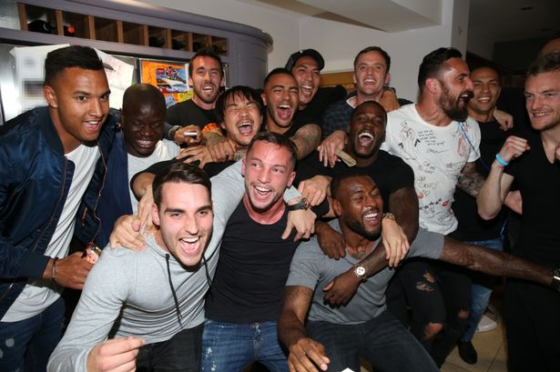 Jamie-Vardys-Having-a-Party-Leicester-City-Players-Gather-at-Jamie-Vardys-House-to-Watch-Title-Rivals