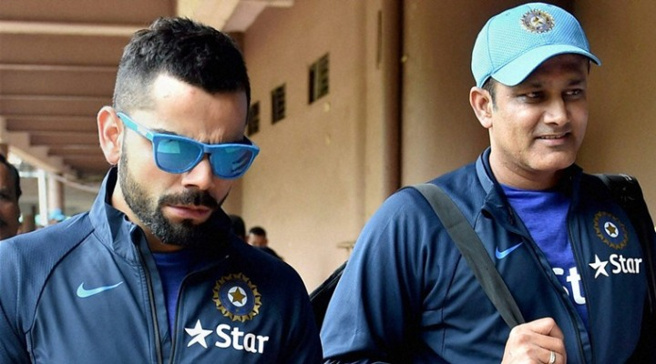 Team India's preparatory camp for WI series