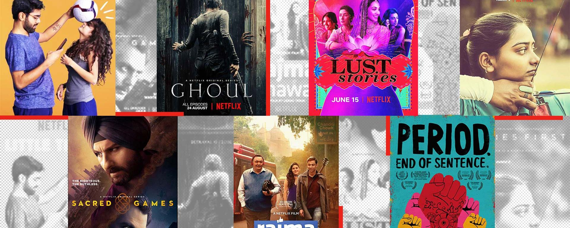 Netflix Series: 10 best Indian web-series productions to watch on